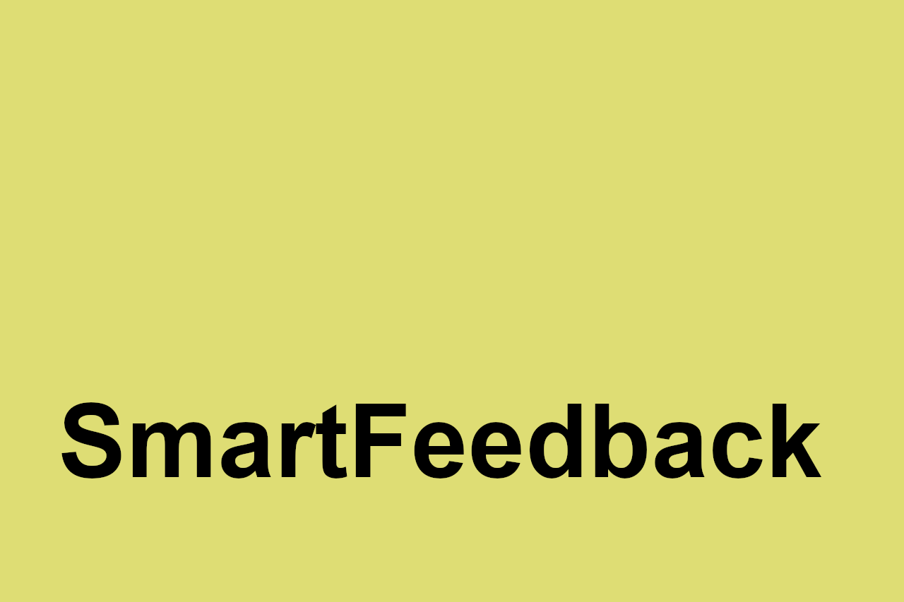 SmartFeedback: Smart Audience Response System for Classroom Feedback